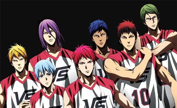 黒子のバスケの面白いシーンや面白い回は?アニメと漫画の違いも!5