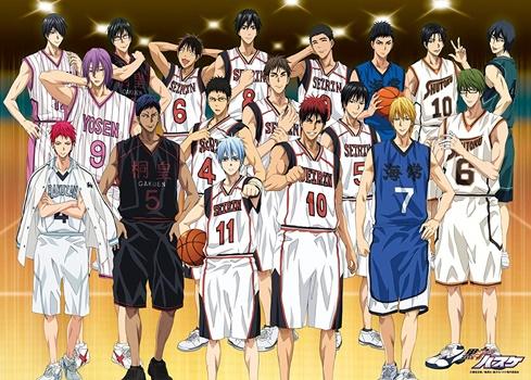黒子のバスケの面白いシーンや面白い回は?アニメと漫画の違いも!4