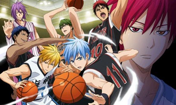 黒子のバスケの面白いシーンや面白い回は?アニメと漫画の違いも!3