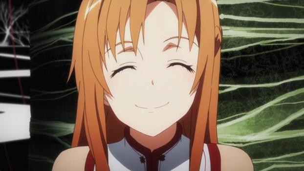 SAOのアスナがかっこいいシーン!装備しているレイピアの名前は?3