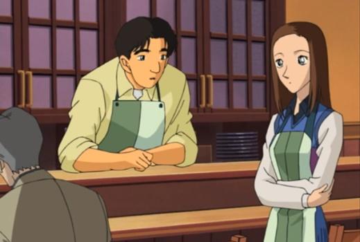名探偵コナン・喫茶ポアロのマスター(店長)の出演シーンはある?3