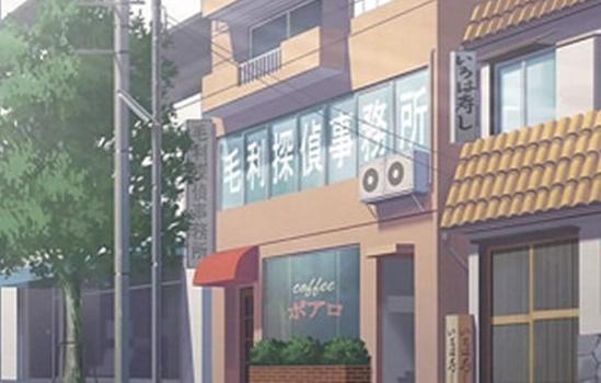 名探偵コナン・喫茶ポアロのマスター(店長)の出演シーンはある?2