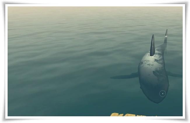 RAFTサメ対策や倒し方!サメの頭の使い道や効果・サメの餌の作り方も3